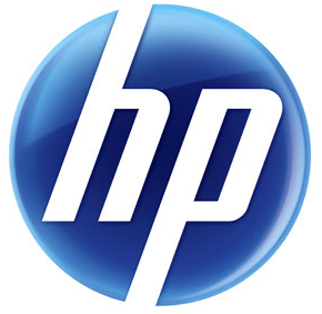 HP Logo Design