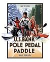 Pole Pedal Paddle Logo