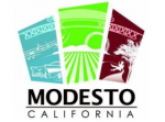 New Modesto California Logo