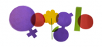 Women's Day Google Doodle
