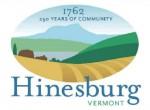 Hinesburg Vermont Logo