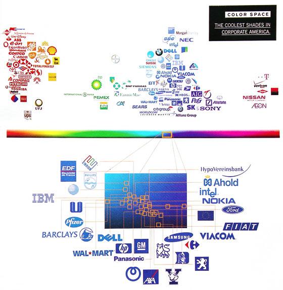 Big Company Logo Colors