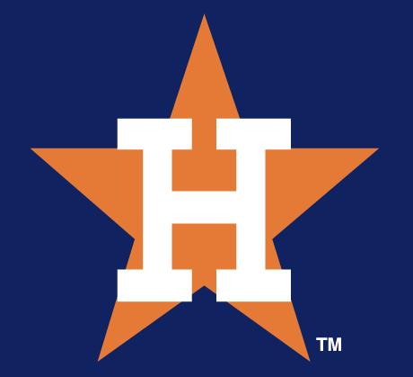 Astros Logo Design