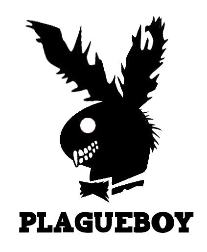 Plague Boy Logo Design
