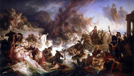 Battle of Salamis—How Small Businesses Can Beat a Large Competitor