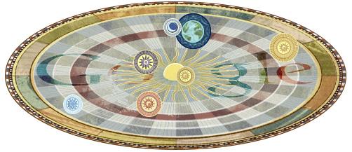 Copernicus Google Logo Design