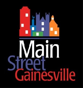 Main Street Gainesville Logo Design