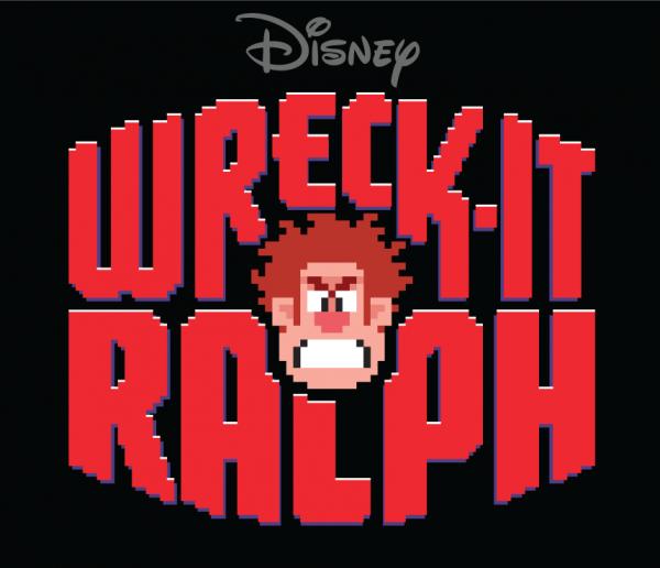 Wreck-It Ralph Logo Design