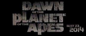 Dawn of the Plante of the Apes Logo