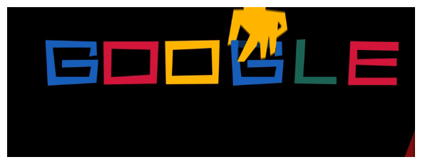 Saul Bass Google Logo Design