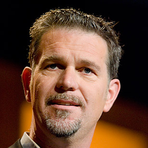 Reed Hastings Small Business
