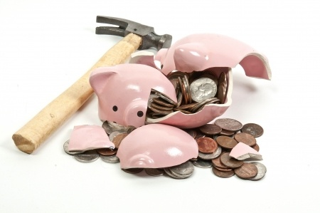 6 places to find money for starting your small business for How to open a tin piggy bank