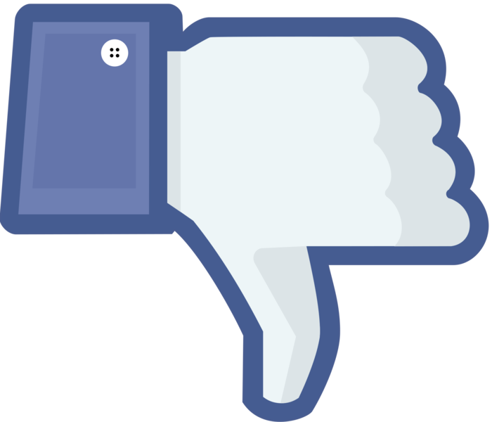 Facebook Marketing Dislike