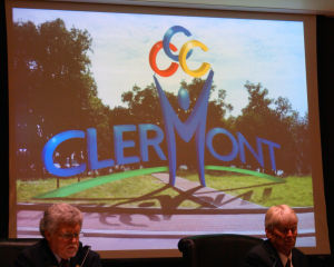 Clermont Logo Design