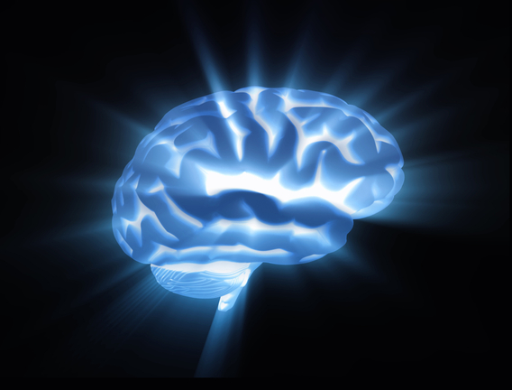 Luminous Brain-Logo Design Science
