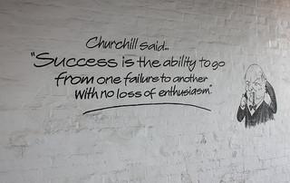 Churchill Startup Success