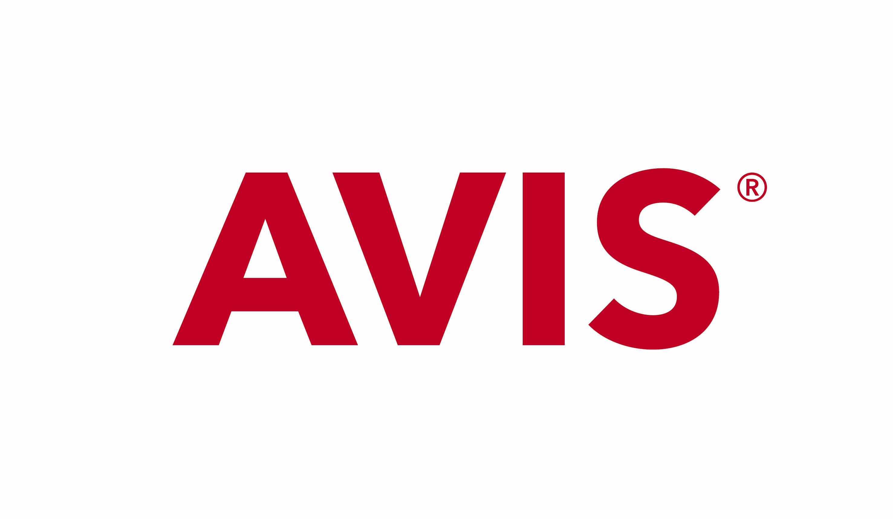 Red Avis Logo Design