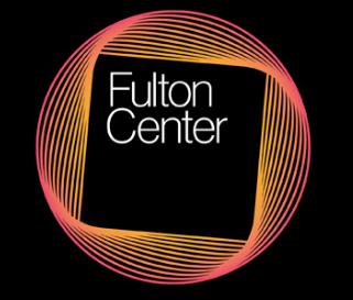 富尔顿中心标志设计
