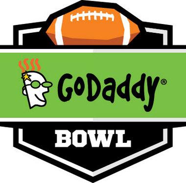 GoDaddy Bowl Logo Design