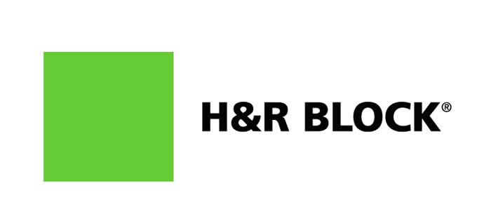 HR-Block Logo Design