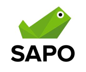 New SAPO Logo Design