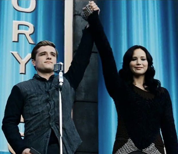 Hunger Games Victors