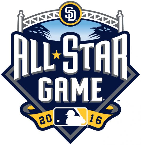 2016 All-star Game Logo Design