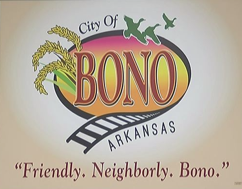 Bono Arkansas Logo Design