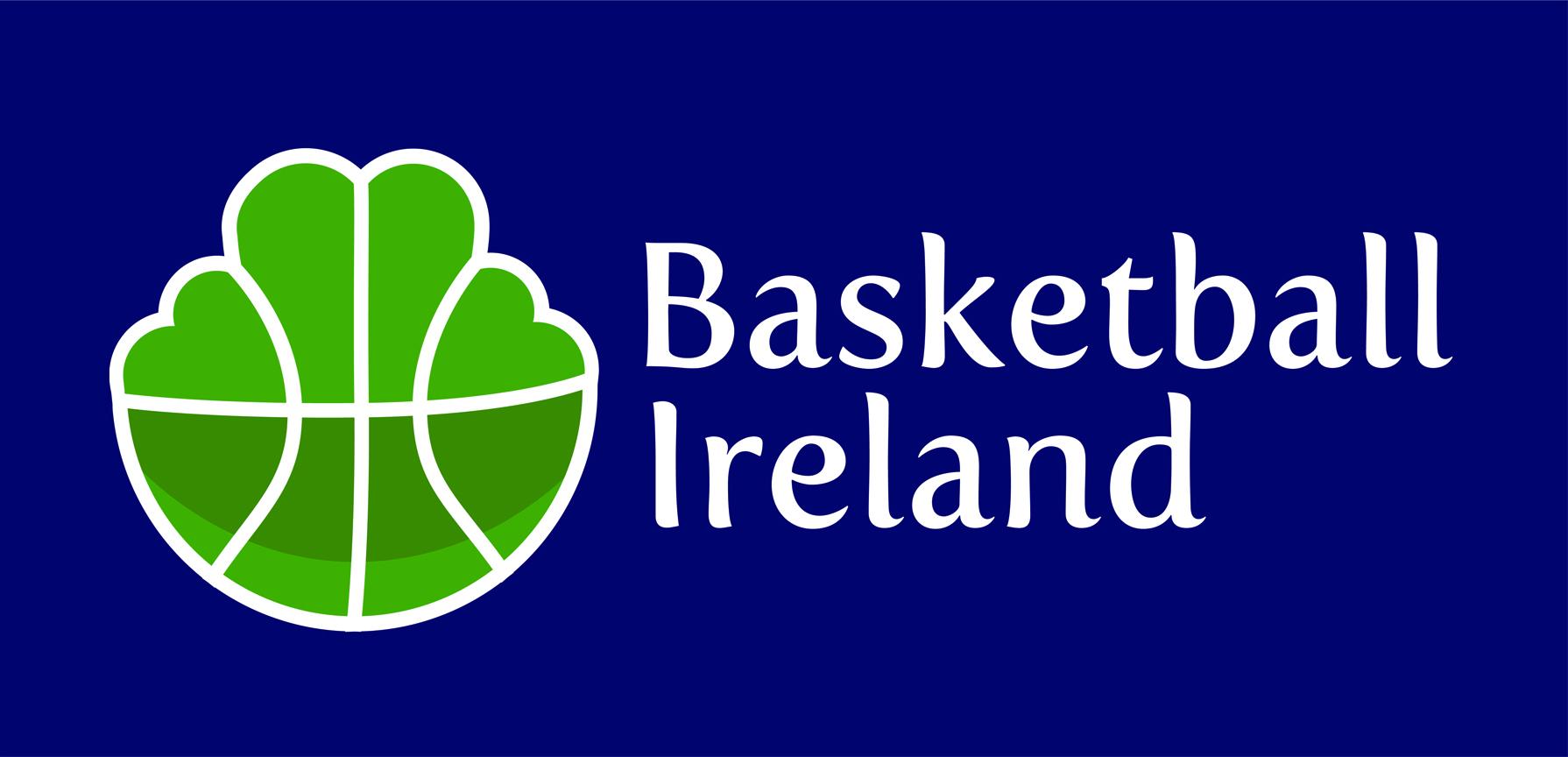 New Ireland Basketball Logo